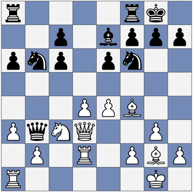 "a chess tactic called ""zwischenzug"""